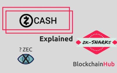 Zcash Explained