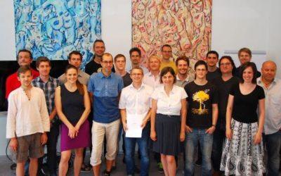 BlockchainHub Graz – Foundation of LAB10 Coop