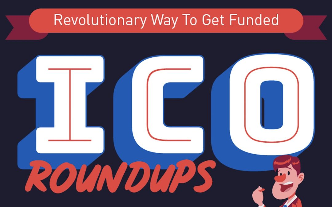 History and Evolution of ICOs – Infographic