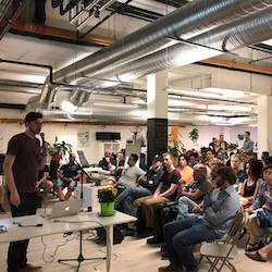 Oslo Meetup BlockchainHub