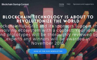 Blockchain Contest Graz