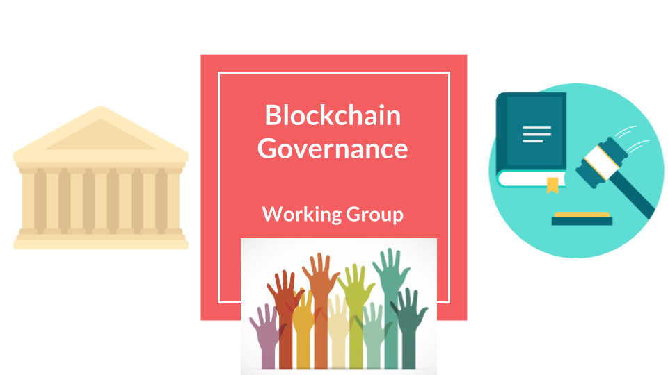 Blockchain & Governance - Crypto Governance Working Group - BlockchainHub