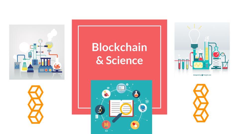 Blockchain and science woirking group blockchainhub berlin
