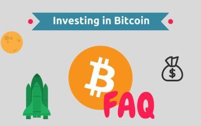 Investing in Bitcoin FAQ