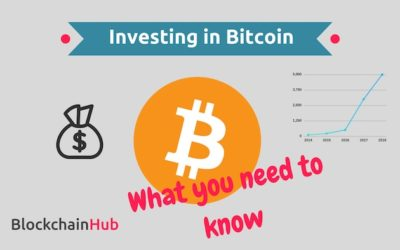 Investing in Bitcoin – What you need to know!