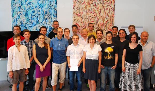 Founders team alb10 collective