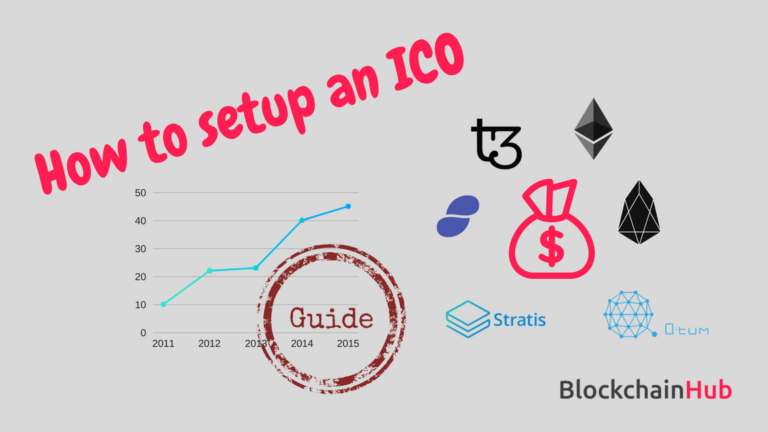 How to run an ICO guide.