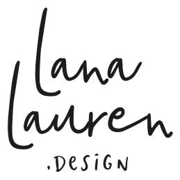 Lana Laura Design Studios Logo