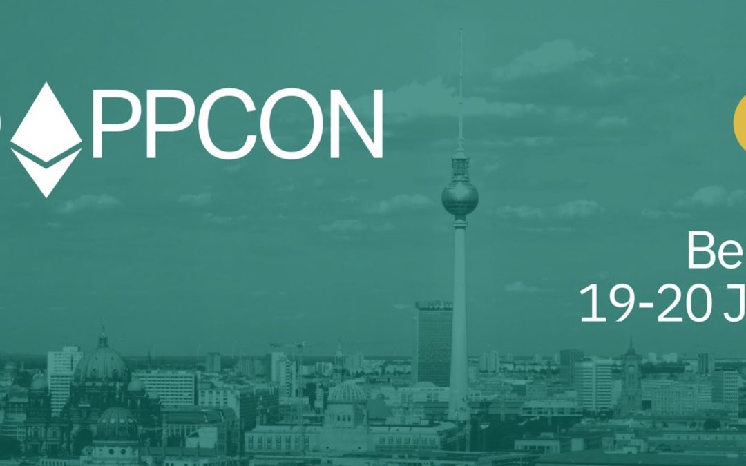 DappCon Berlin – Developer Conference for Ethereum DApps & Infrastructure July 19th – 20th