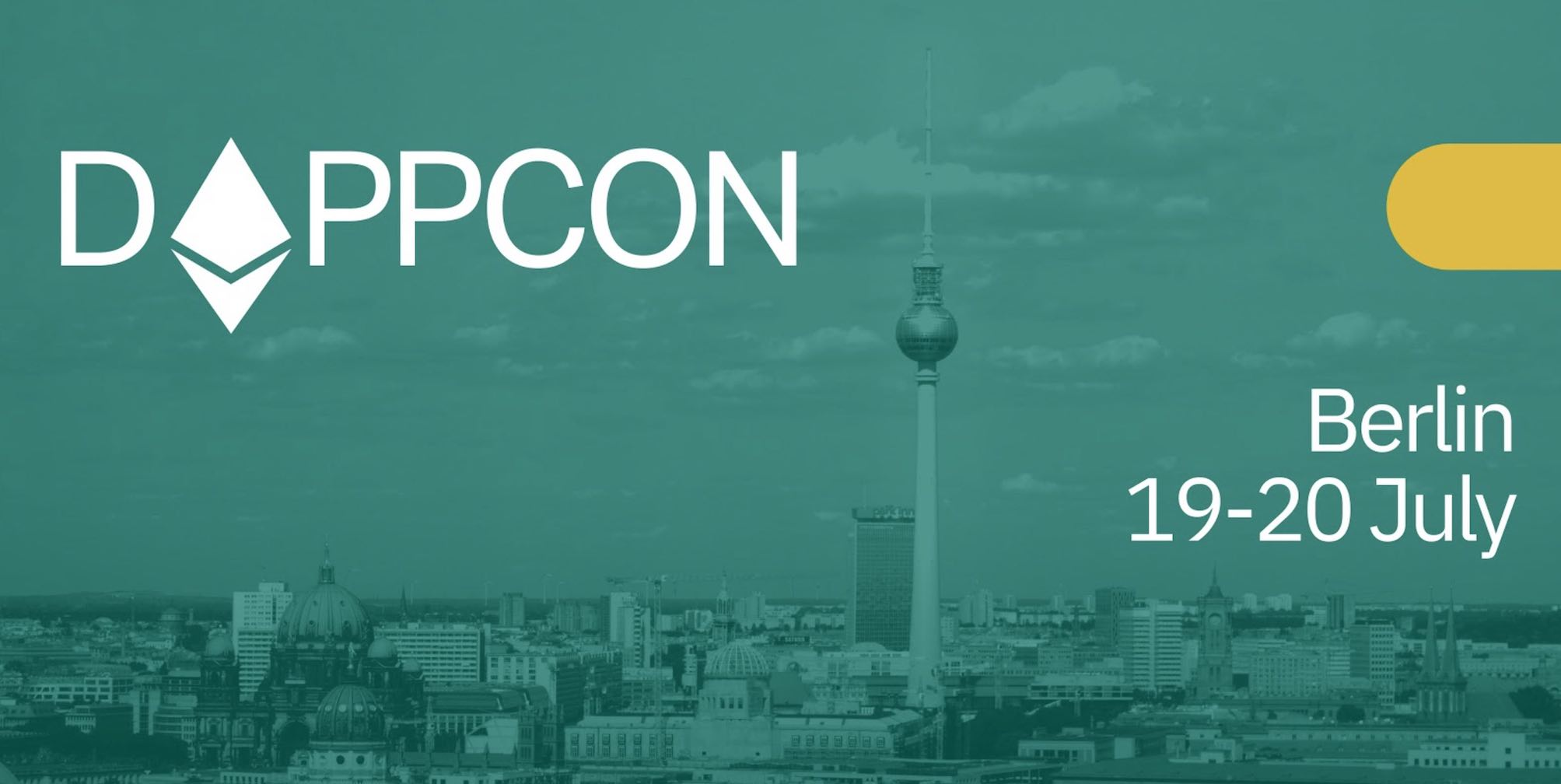 DappCon Berlin organized by Gnosis