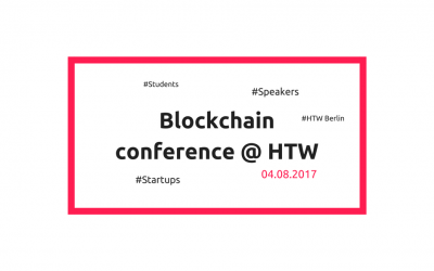 Blockchain Conference @ HTW